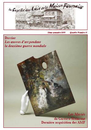 amis de la maison Fournaise gazette n°11