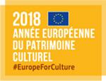 label Année européenne du patrimoine culturel 2018, décerné par l'Union Européenne et le Parlement Européen.